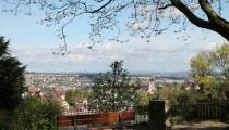 Aussichtsplattform Geroksruhe – Blick auf Gablenberg