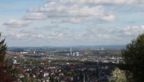 Aussichtsplattform Geroksruhe – Blick auf den Stuttgarter Osten und ins Neckartal